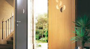 Porte en bois VS porte en alu